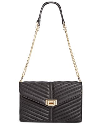 INC International Concepts Yvvon Turnlock Chain Crossbody, Created for Macy's