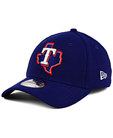 New Era Texas Rangers Core Classic 39THIRTY Cap