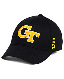 Top of the World Georgia-Tech Booster Cap