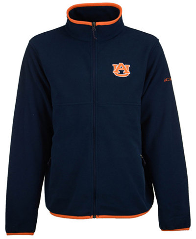 Columbia Men's Auburn Tigers Fuller Ridge Fleece Jacket