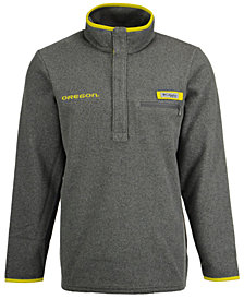 Columbia Men's Oregon Ducks Harborside Fleece Pullover
