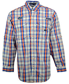 Columbia Men's Florida Gators Super Bonehead Long Sleeve Shirt