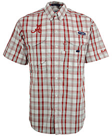 Columbia Men's Alabama Crimson Tide Super Bonehead Shirt