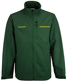 Columbia Men's Oregon Ducks Ascender Softshell Jacket