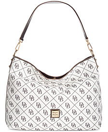 Dooney & Bourke Extra-Large Signature Giant Sac, Created for Macy's