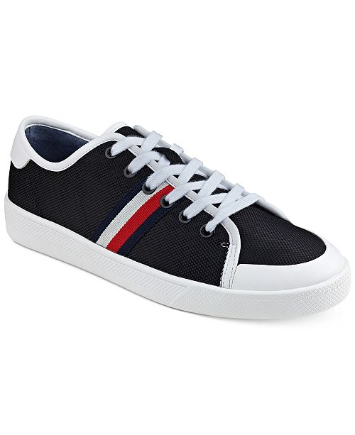 c04ffad938ae2 Tommy Hilfiger Women s Spruce Lace-Up Sneakers   Reviews - Sneakers ...