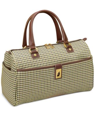 "CLOSEOUT! Oxford Hyperlight 16"" Classic Satchel, Created for Macy's"