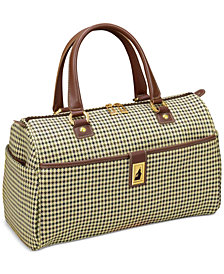 "CLOSEOUT! London Fog Oxford Hyperlight 16"" Classic Satchel, Created for Macy's"