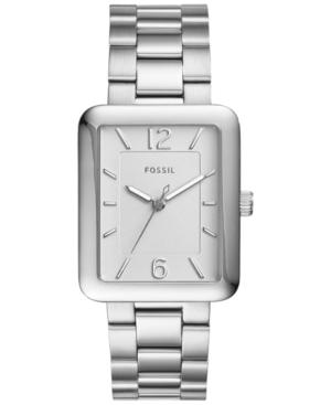 Fossil Women's Atwater Stainless Steel Bracelet Watch 28x34m