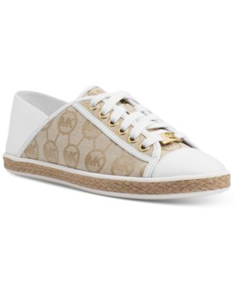 Image of MICHAEL Michael Kors Kristy Slide Lace-Up Sneakers