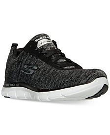 Skechers Women's Flex Appeal 2.0 Walking Sneakers from Finish Line