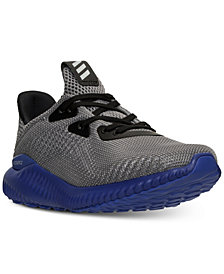 adidas Big Boys' AlphaBounce Running Sneakers from Finish Line