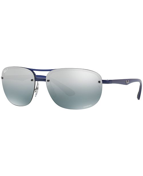 7dd7b04a806 ... low cost ray ban polarized chromance collection sunglasses rb4275ch 63  f4fed 6835e
