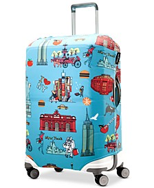 NYC Medium Luggage Cover
