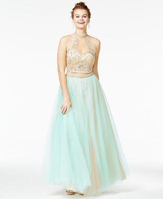 Prom Dresses : Junior Formal Dresses At Macy'S Prom Dressess