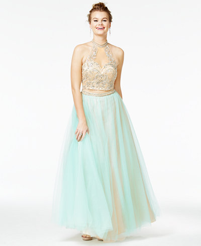 Prom Dresses Macy\'S Juniors - Plus Size Tops