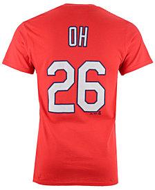 Majestic Men's Seung-hwan Oh St. Louis Cardinals Official Player T-Shirt