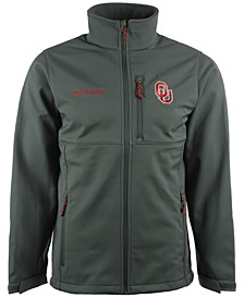 Men's Oklahoma Sooners Ascender Softshell Jacket