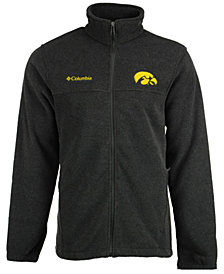 Columbia Men's Iowa Hawkeyes Flanker Full-Zip Jacket