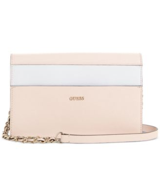 Image of GUESS Katiana Flap Crossbody, a Macy's Exclusive Style