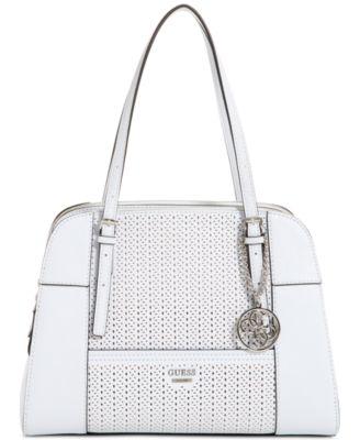 cheap guess handbags outlet gt78  GUESS Huntley Cali Medium Satchel