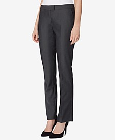 Straight-Leg Modern Trousers
