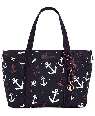Tommy Hilfiger Extra-Large Dariana Anchor Tote