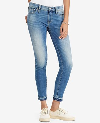 Denim & Supply Ralph Lauren Morgan Cropped Skinny Jeans