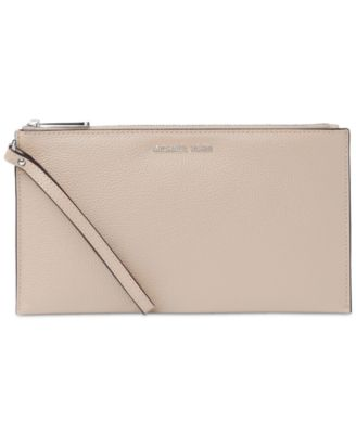 Image of MICHAEL Michael Kors Mercer Large Zip Clutch
