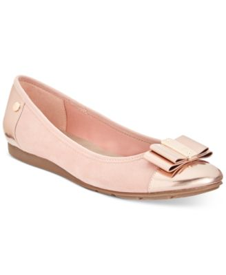 Image of Anne Klein Sport Aricia Flats, Created for Macy's