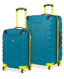CLOSEOUT! High Sierra Braddock Hardside Spinner Luggage Collection, a Macy's Exclusive Collection