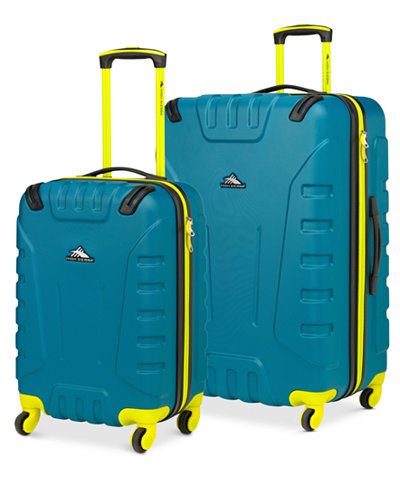 High Sierra Braddock Hardside Spinner Luggage Collection, a Macy's ...