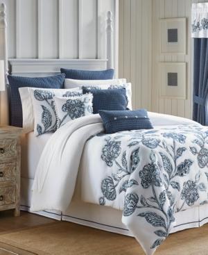 Croscill Clayra King 4Pc Comforter Set Bedding