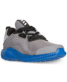 adidas Little Boys' AlphaBounce Running Sneakers from Finish Line