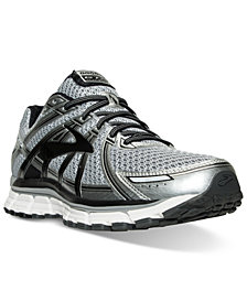 Brooks Men's Adrenaline GTS 17 Wide Running Sneakers from Finish Line