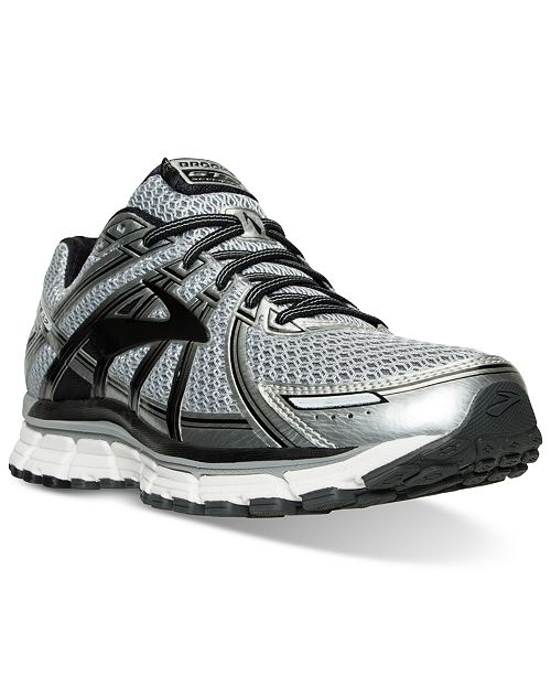 c1014638880 ... Brooks Men s Adrenaline GTS 17 Wide Running Sneakers from Finish ...