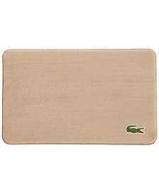 "Crocodile 19"" x 30"" Memory Foam Bath Rug"