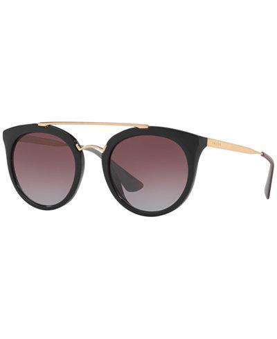 09ce79cd51 Prada Sunglasses Macy s