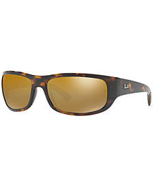Ray-Ban Polarized Chromance Collection Sunglasses, RB4283CH 64