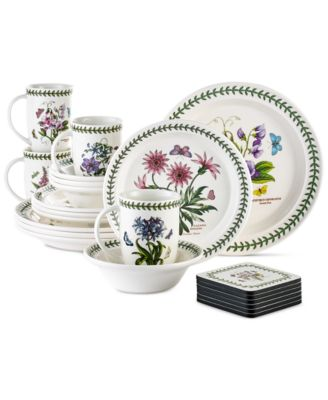 Product Picture  sc 1 st  Macy\u0027s & Portmeirion Dinnerware Botanic Garden Collection Created for ...