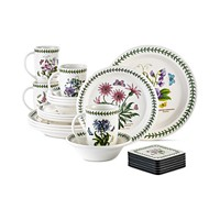 Portmeirion Botanic Garden 22-Piece Set (Service for 4)