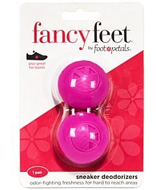 Fancy Feet by Sneaker Deodorizers Shoe Inserts