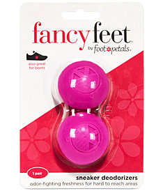 Fancy Feet by Foot Petals Sneaker Deodorizers Shoe Inserts