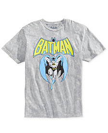 Bioworld Men's Batman Graphic-Print Cotton T-Shirt