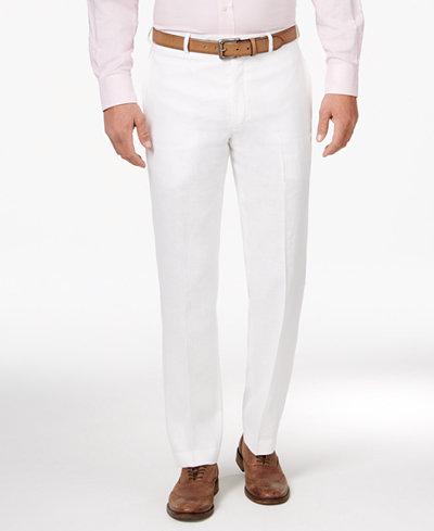 Lauren Ralph Lauren Men S Classic Fit Solid Linen Dress