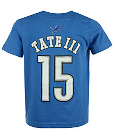 Outerstuff NFL Golden Tate T-Shirt, Little Boys (4-7)