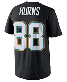 Nike Allen Hurns Jacksonville Jaguars Pride Name and Number T-Shirt, Big Boys (8-20)