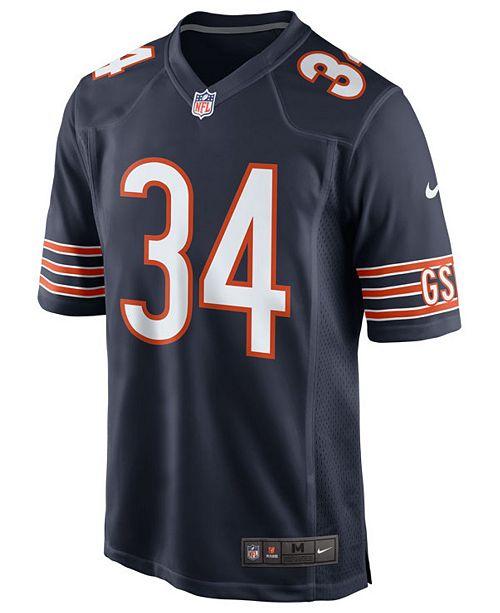 6eeb151325c Nike Men's Walter Payton Chicago Bears Retired Game Jersey & Reviews ...