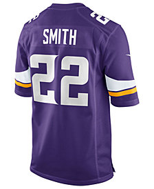 Nike Harrison Smith Minnesota Vikings Game Jersey, Big Boys (8-20)