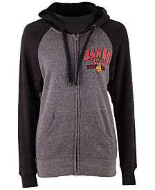 5th & Ocean Women's Atlanta Hawks Audible Hooded Sweatshirt